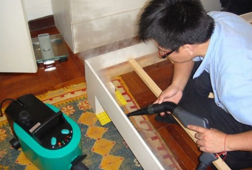 Как обработать раму кровати Форсайтом