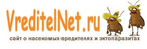 Логотип сайта VreditelNet.Ru